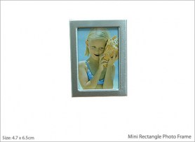 Mini Rectangle Photo Frame