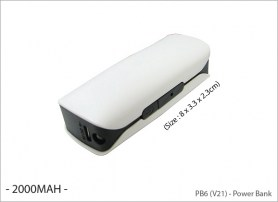 PB6 (V21) - Power Bank