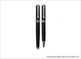 Patterned Roller Ball Pen Ball Pen
