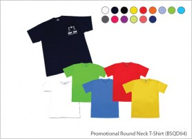 Promotional Round Neck T Shirt