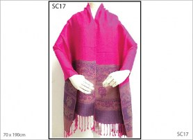 Ready Stock Shawl Design SC17