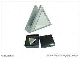 Triangle Name Card Holder NCH 1 V21