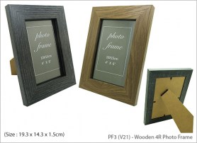 Wooden 4R Photo Frame
